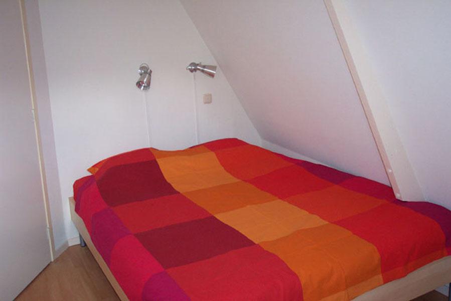 Vloed - slaapkamer
