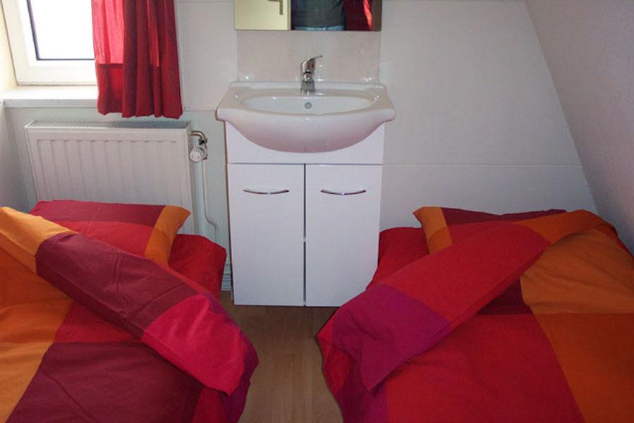Vloed - slaapkamer 1