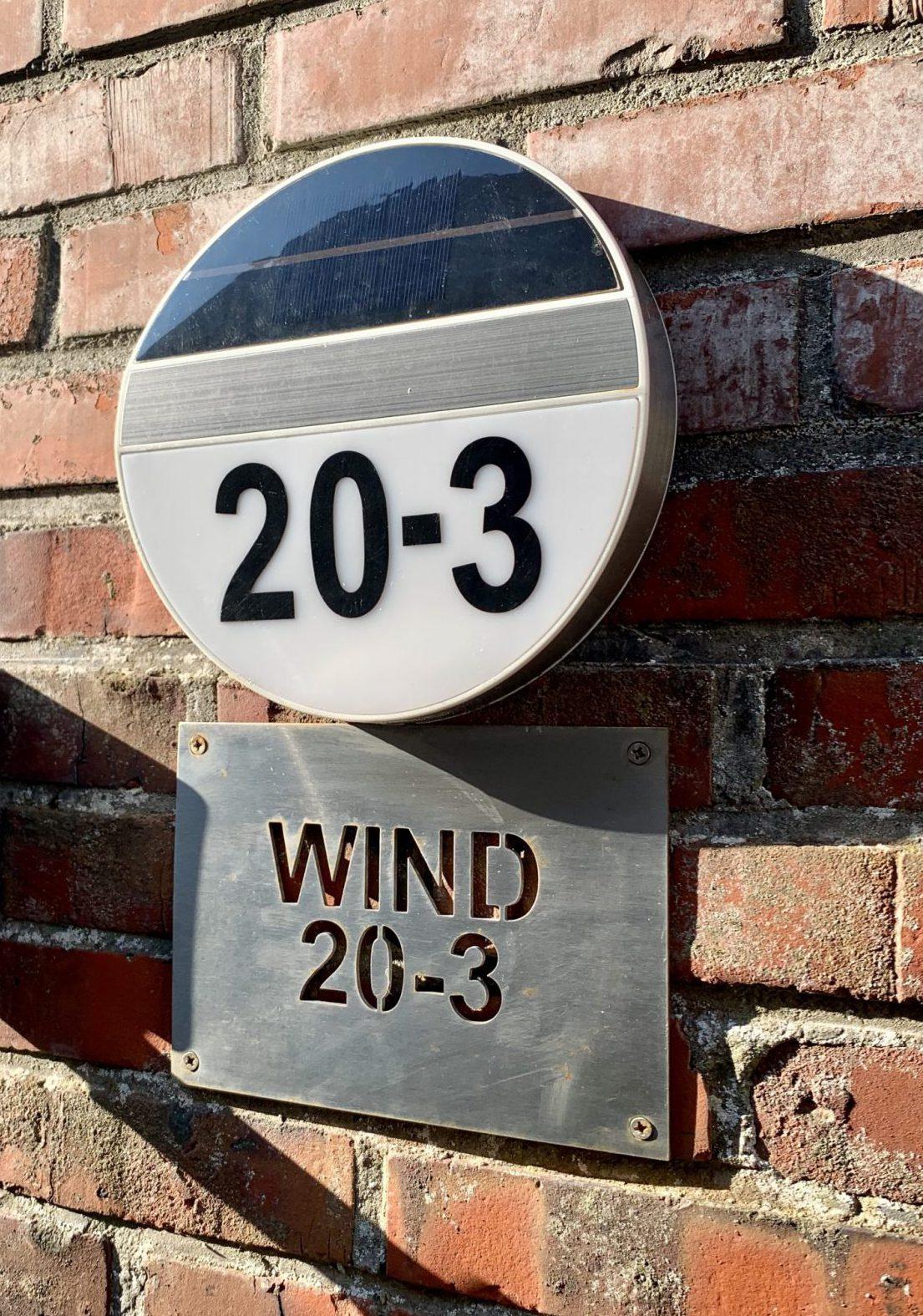 Wind - entree